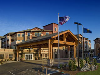 The Springs at Tanasbourne Summit retirement community in Hillsboro Oregon.